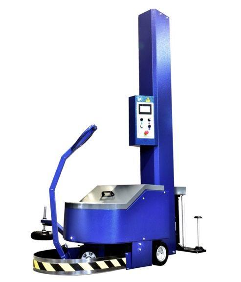 Automata strechfóliázó gép